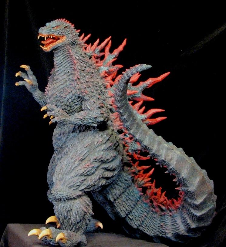 Godzilla 2006 Kitora Resin 50cm