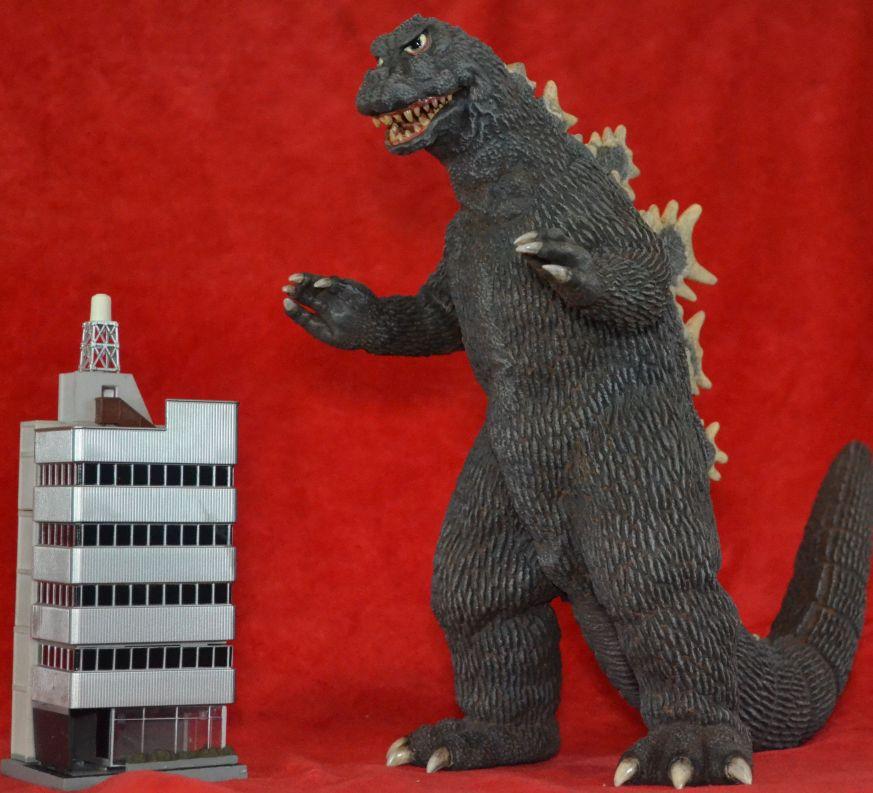 1965 Godzilla 26cm vinyl from Billiken